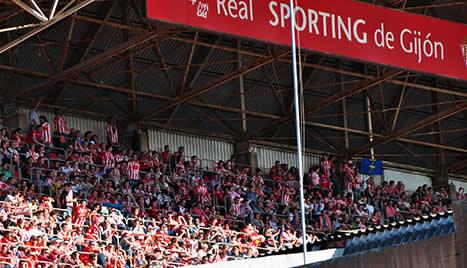 Gij n 13 cosas que no hay que perderse - Estadio del sporting de gijon ...